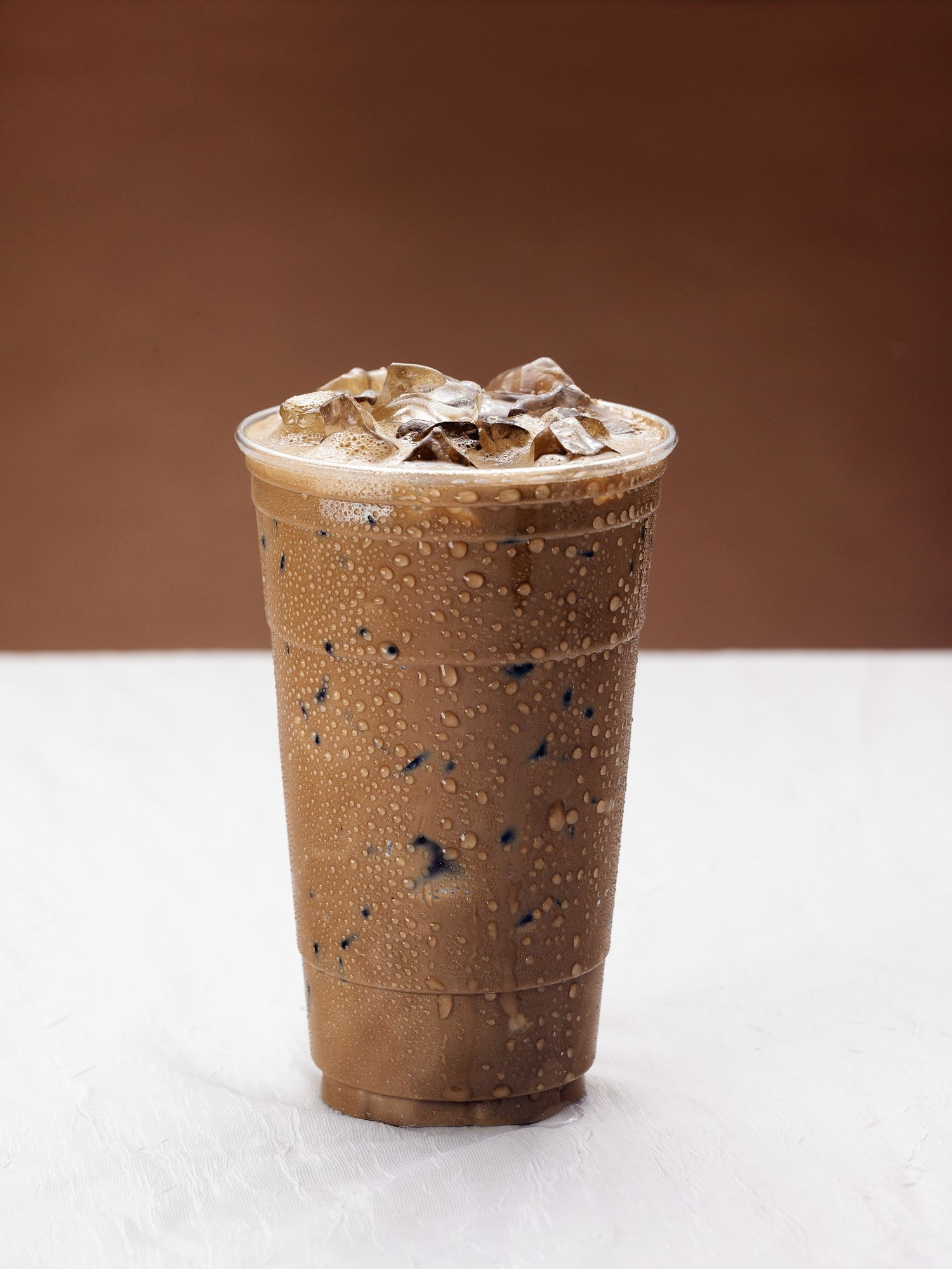 Iced Hot Cocoa? Try It With Chocolate Ice!