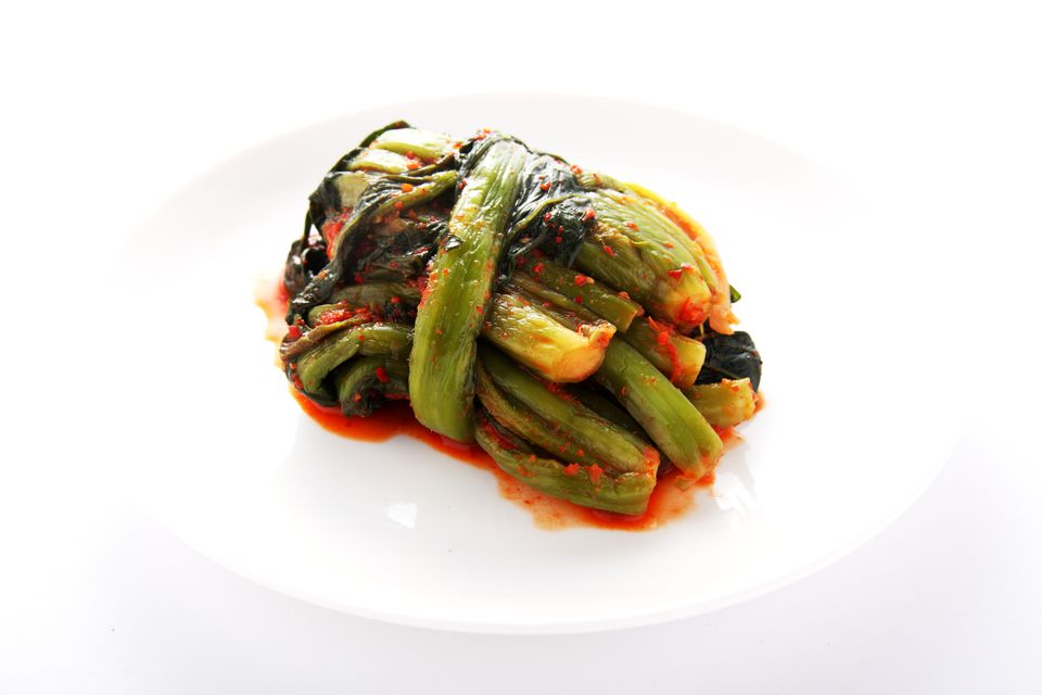 Scallion Pa Kimchi