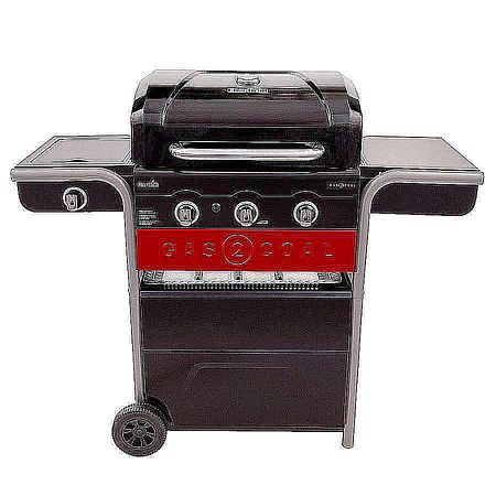 Char Broil Gas2coal 3 Burner Model 463340516