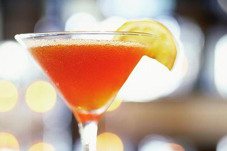 Grand Manhattan Cocktail Recipe An Orange Manhattan