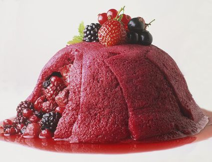 Easy English Summer Pudding