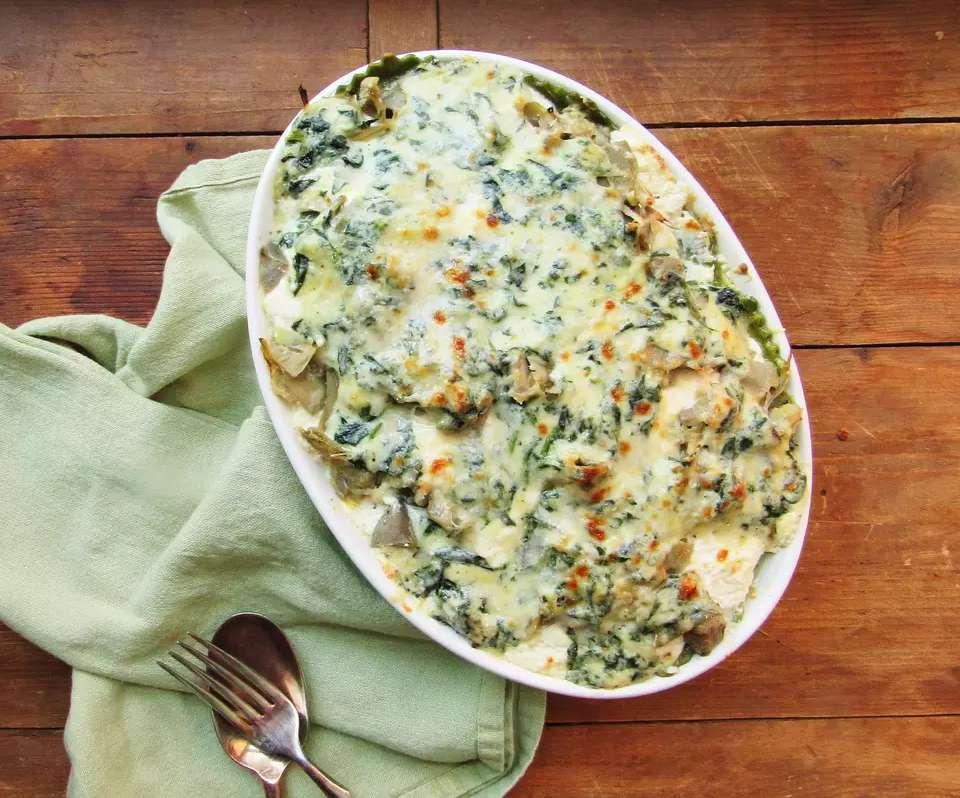 Fresh Spinach Ravioli Lasagna Recipe