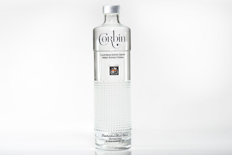 Corbin Vodka - Handcrafted California Sweet Potato Vodka