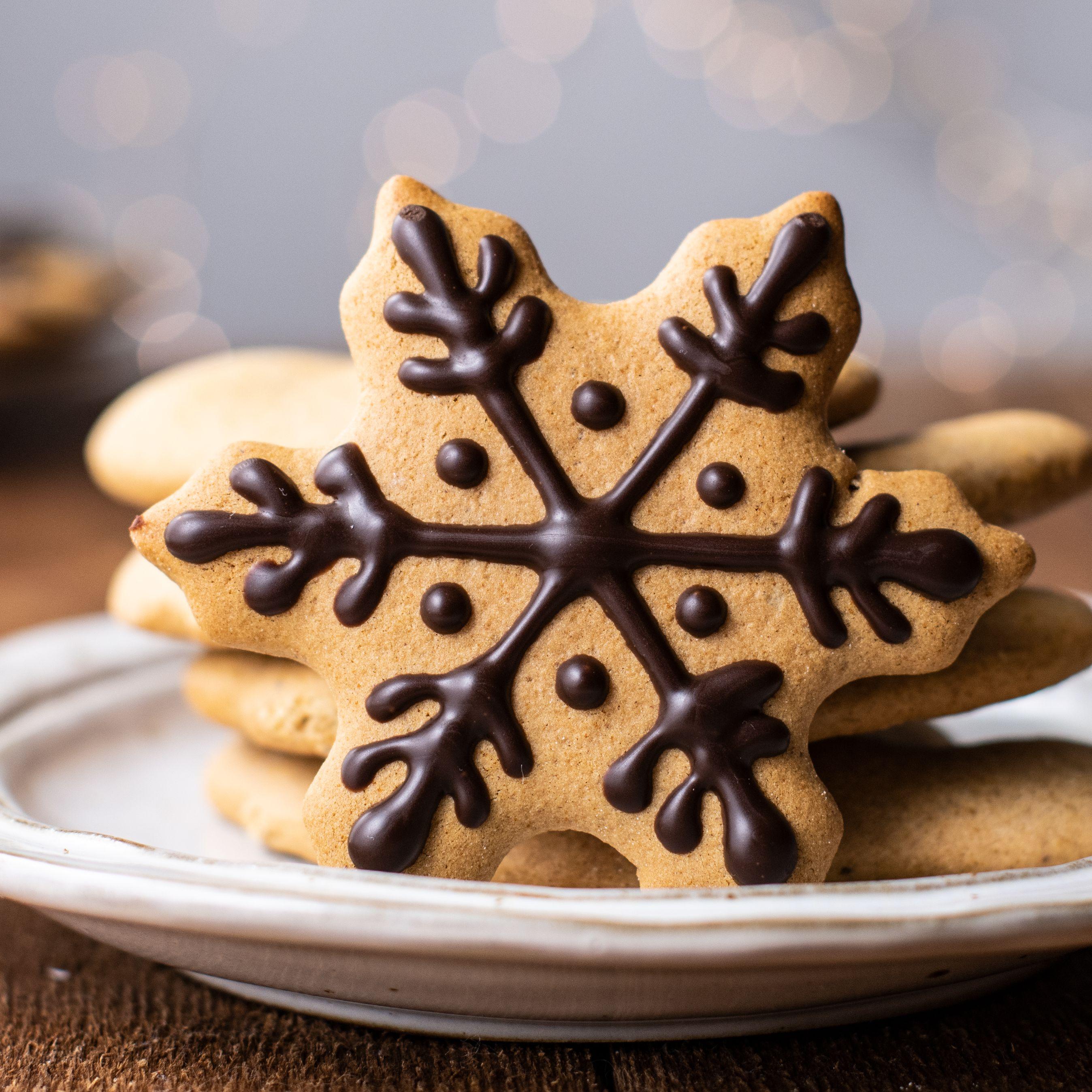 Polish Gingerbread Cookies Pierniczki