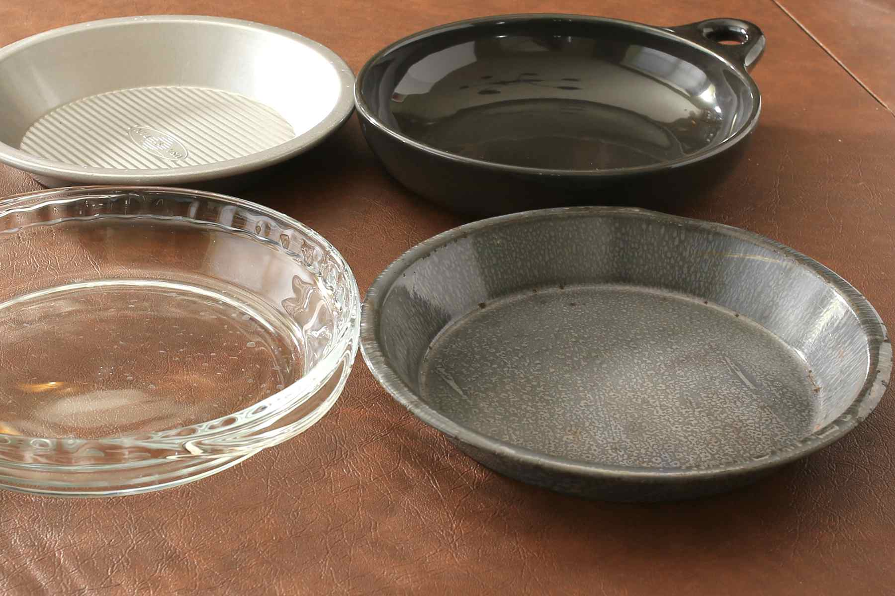 Pie Plates and Pans