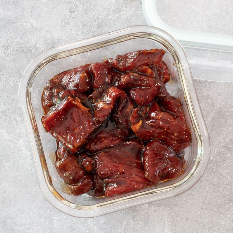 Beef Marinade for Chinese Stir Fry Tester Image