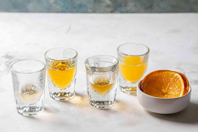 The Grand Manhattan Cocktail ingredients