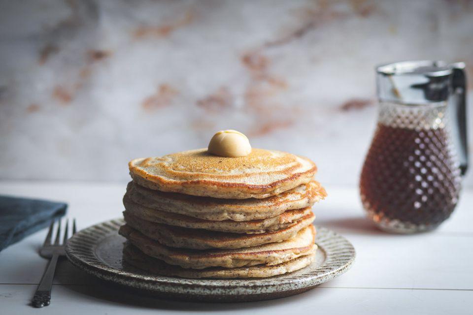 Gluten free buttermilk pancakes recipe