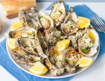Official Dragos Charbroiled Oysters