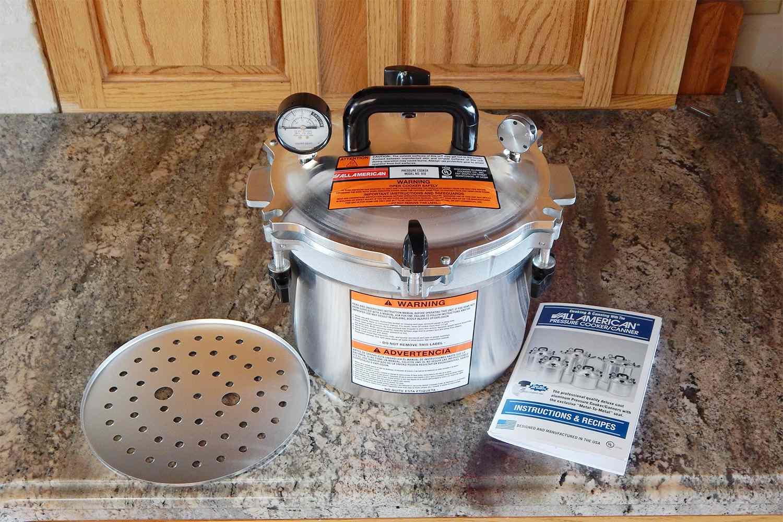 all-american-10.5-quart-pressure-cooker-canner-accessories