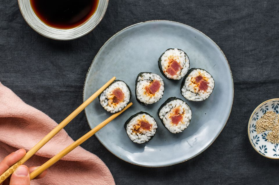 Spicy Tuna Roll Recipe