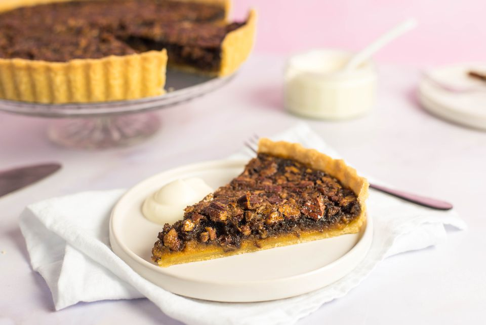Classic pumpkin pecan pie recipe