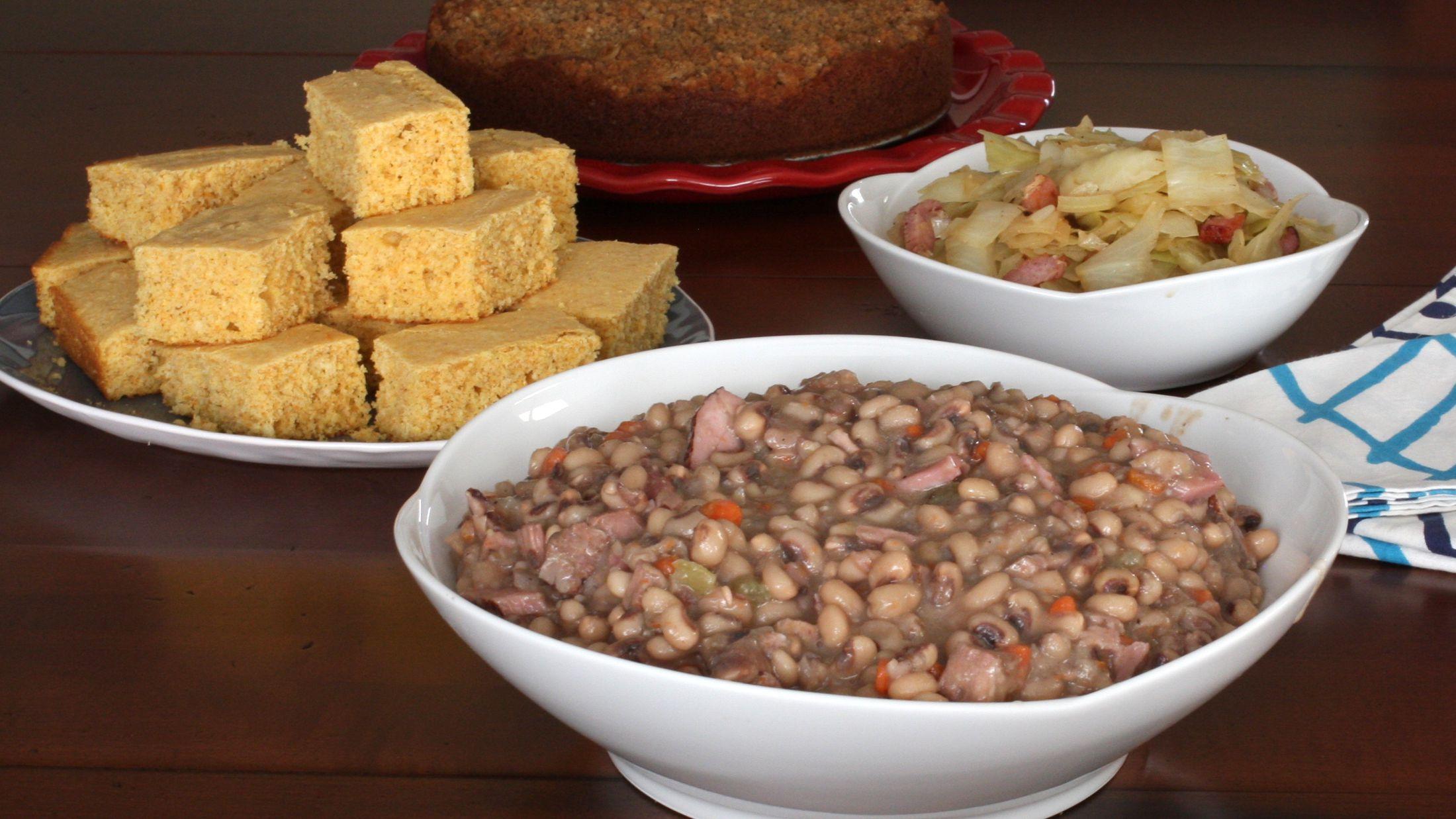 Soul Food Black Eyed Peas Recipe