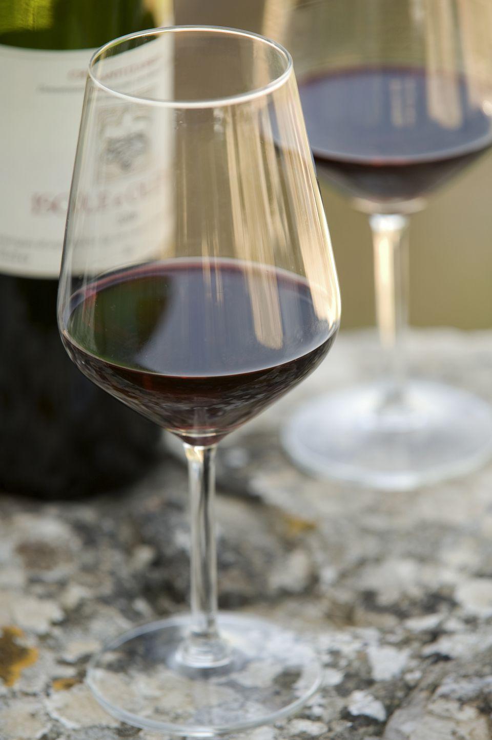 A Chianti Classico from Isole e Olena winery, Tuscany