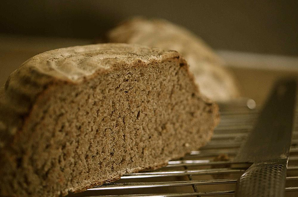 Rye Sourdough Bread Recipe