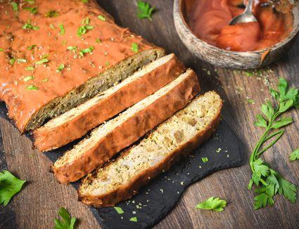 Crockpot turkey meatloaf recipe