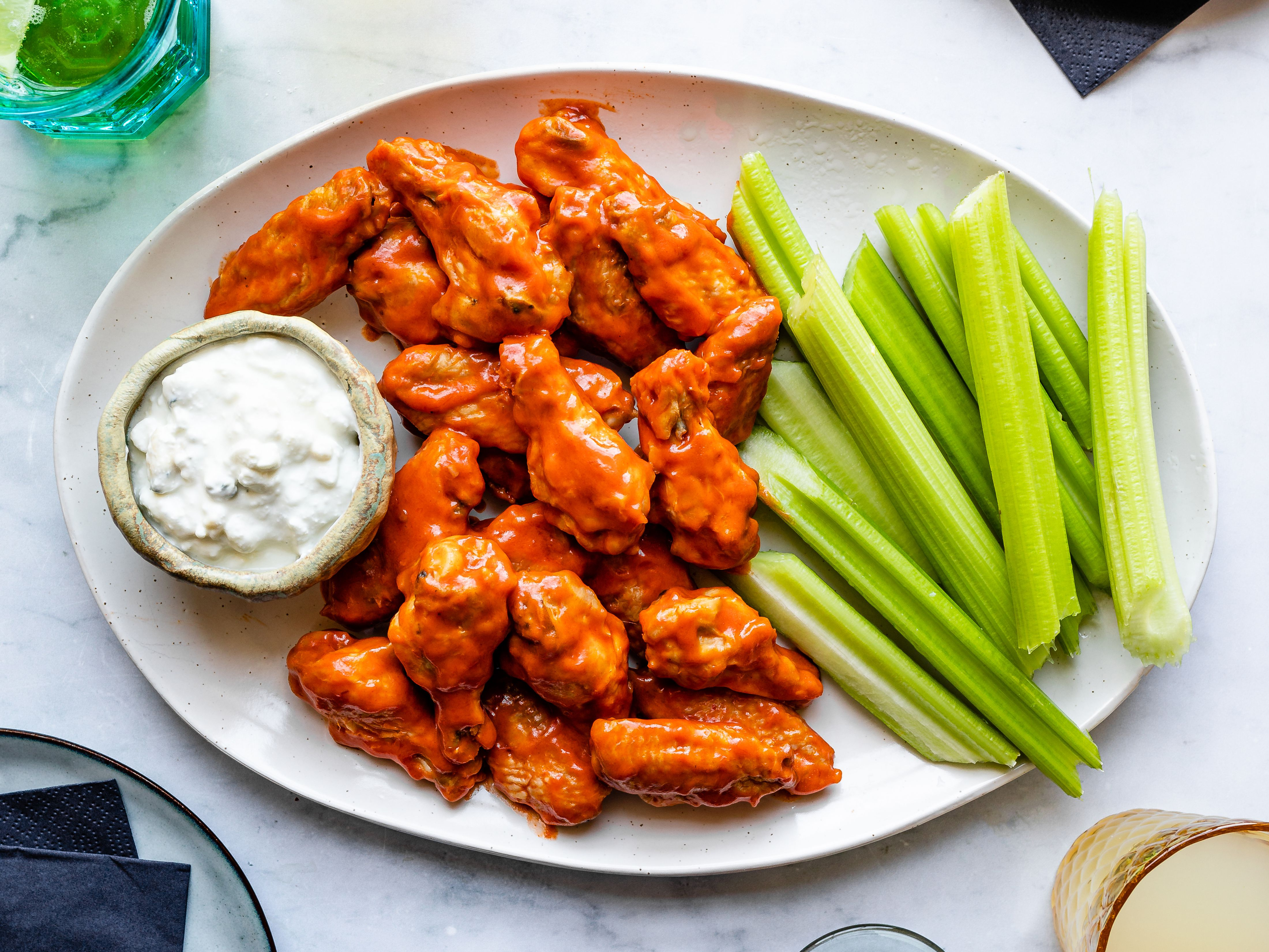 Extra Hot Wing Sauce Recipe