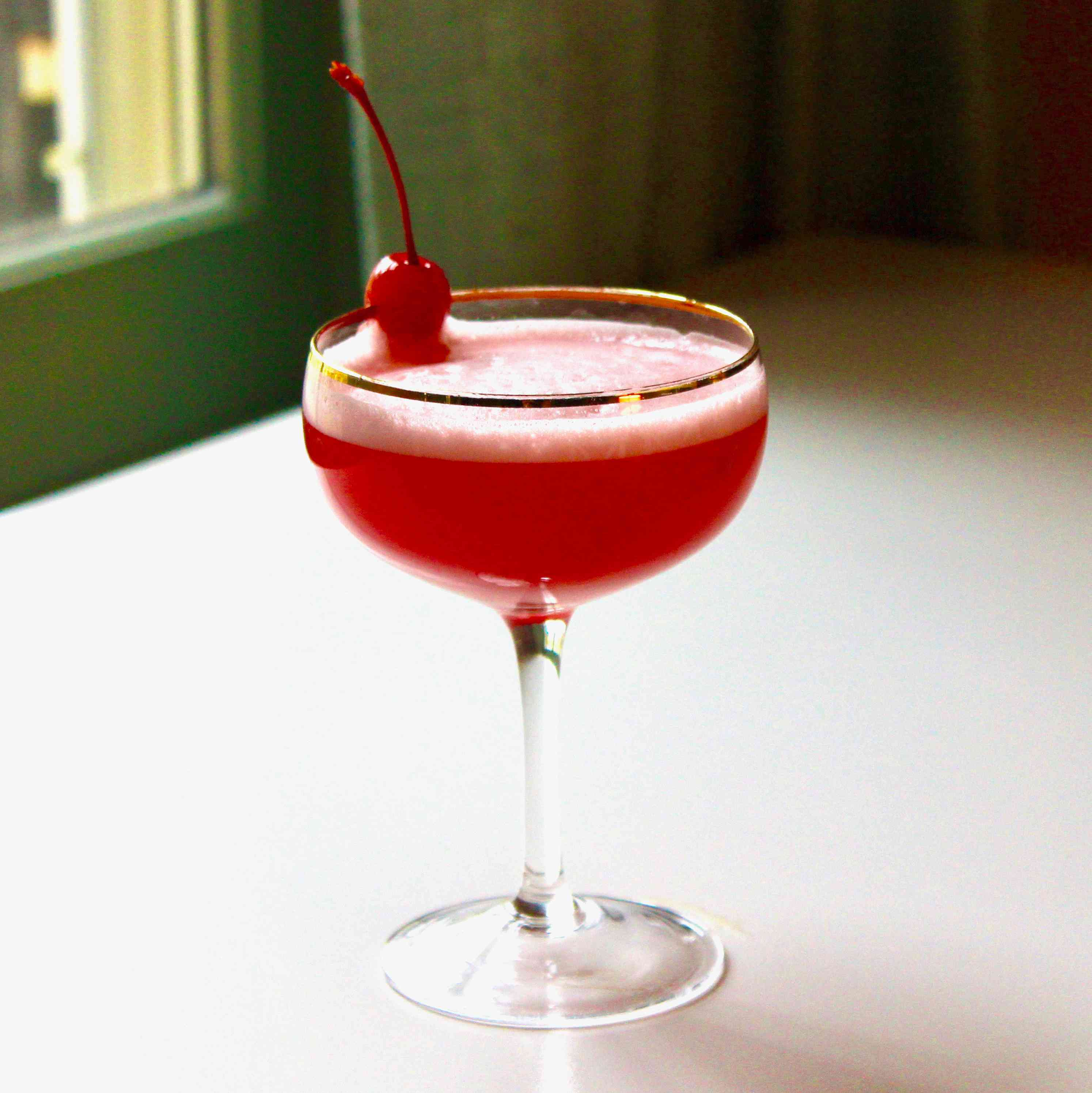 Pink Lady Cocktail Tester Image