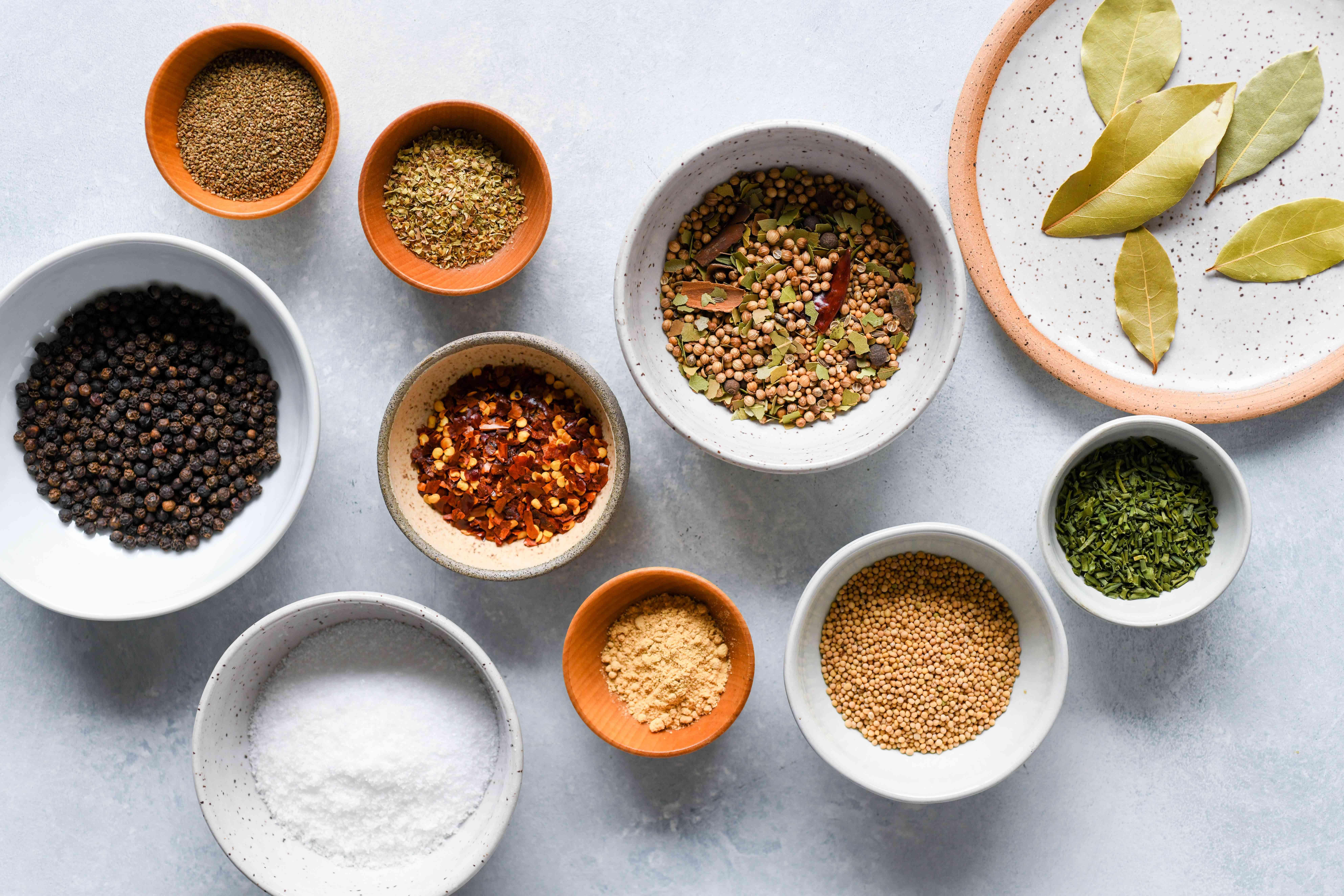 Crab Boil Spice Mix ingredients