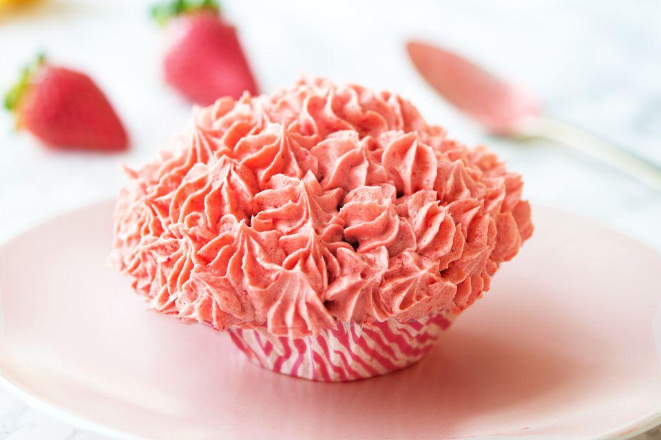 Receta de crema de fresa fresca