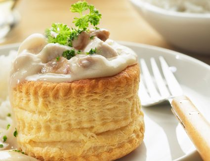 Creamy Lobster Newburg Recipe