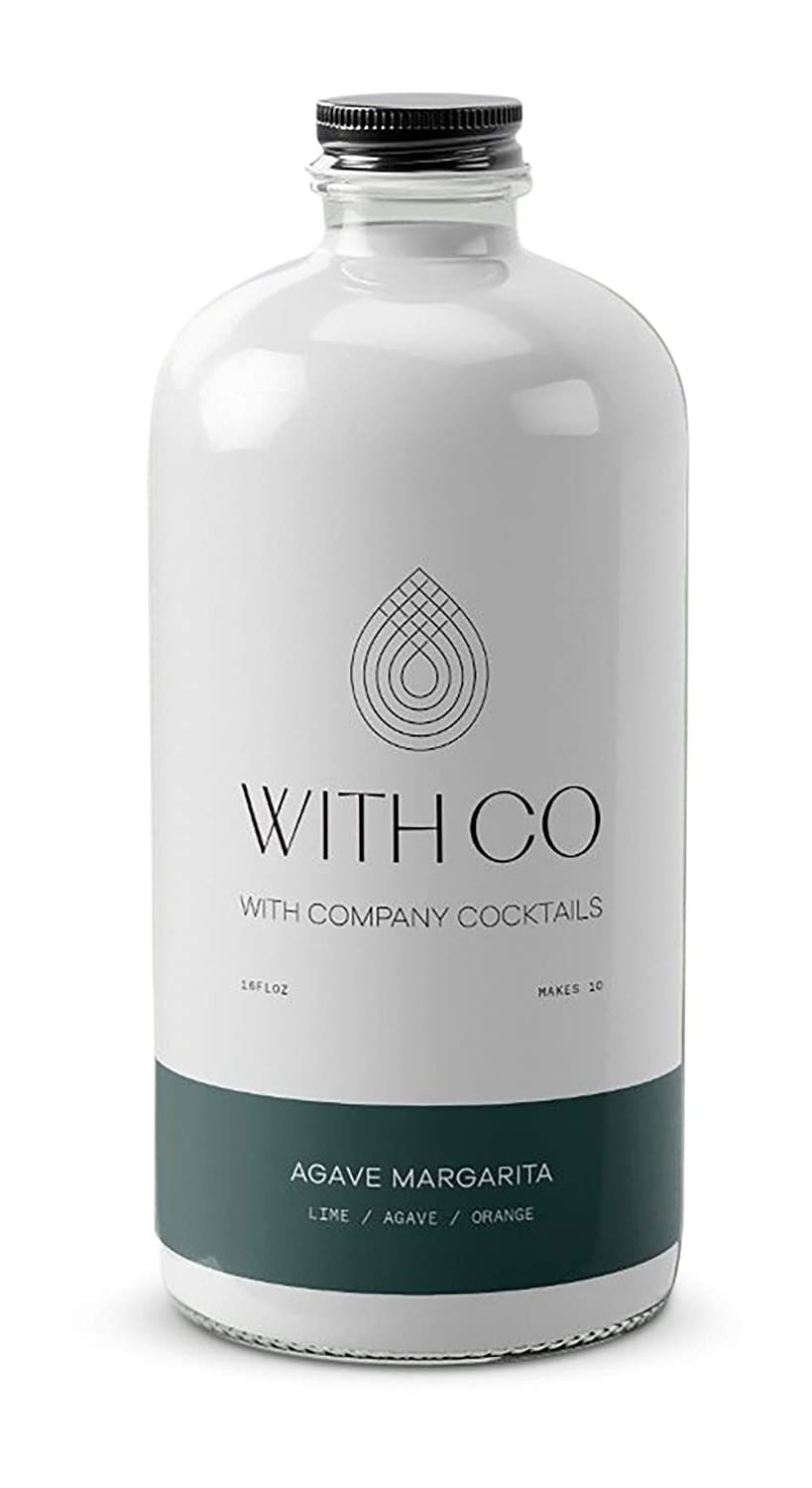 WithCo Agave Margarita Cocktail Mixer