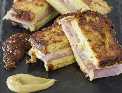 French toast grilled cheese recipe