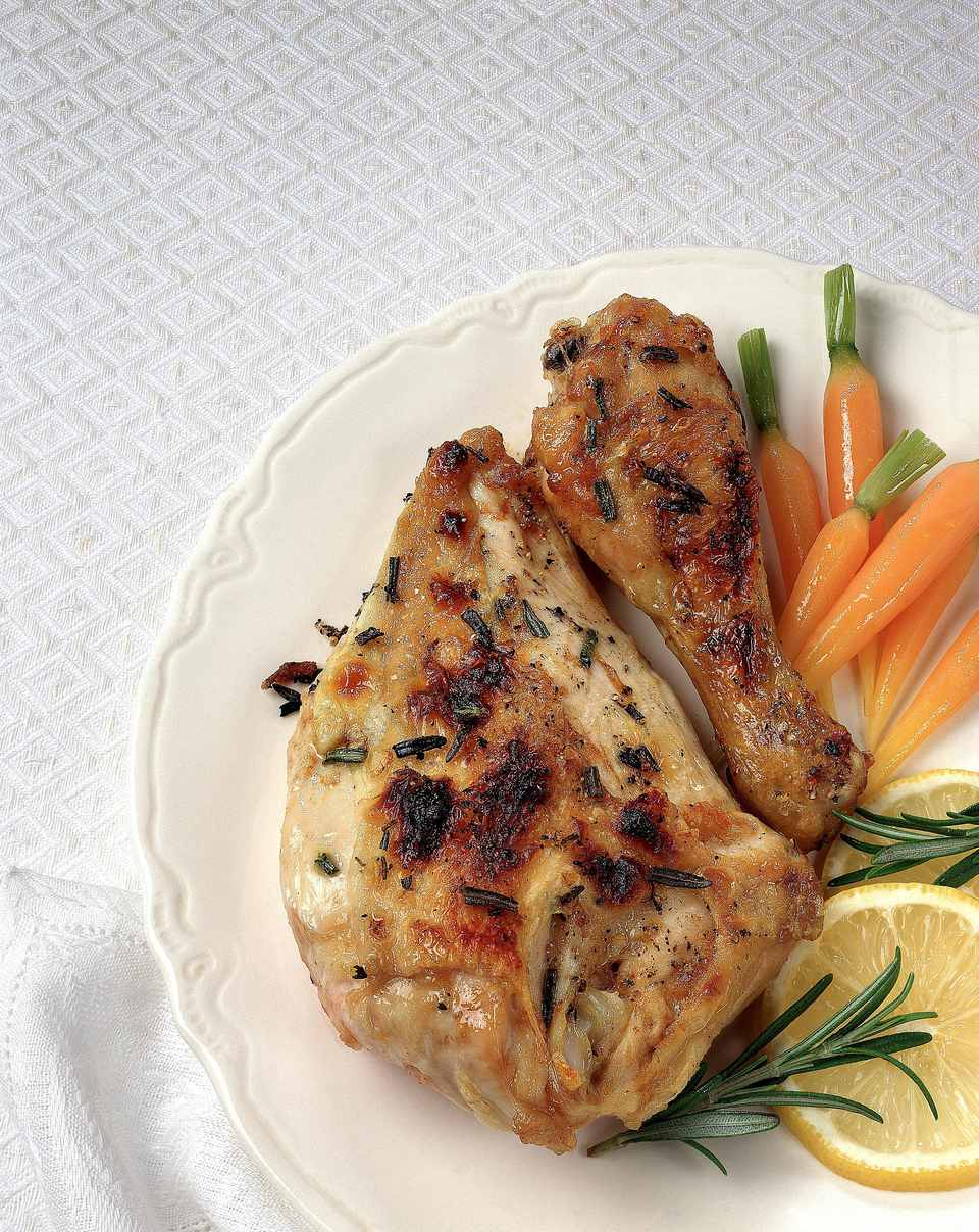 Lemon-Rosemary Chicken