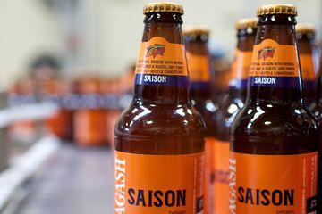 Bottling Saison