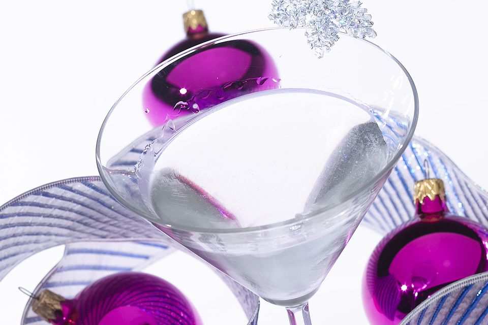 Festive Christmas Cocktails