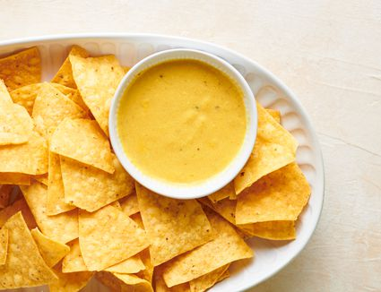 Dairy-Free Queso Dip