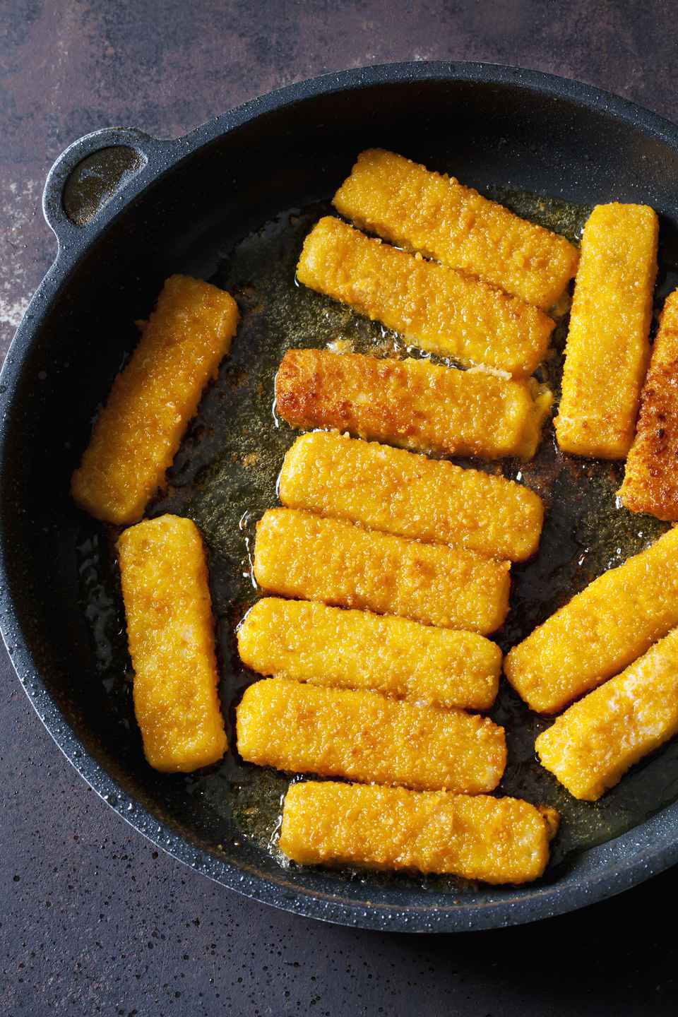 "Vegan tofu ""fish"" sticks"