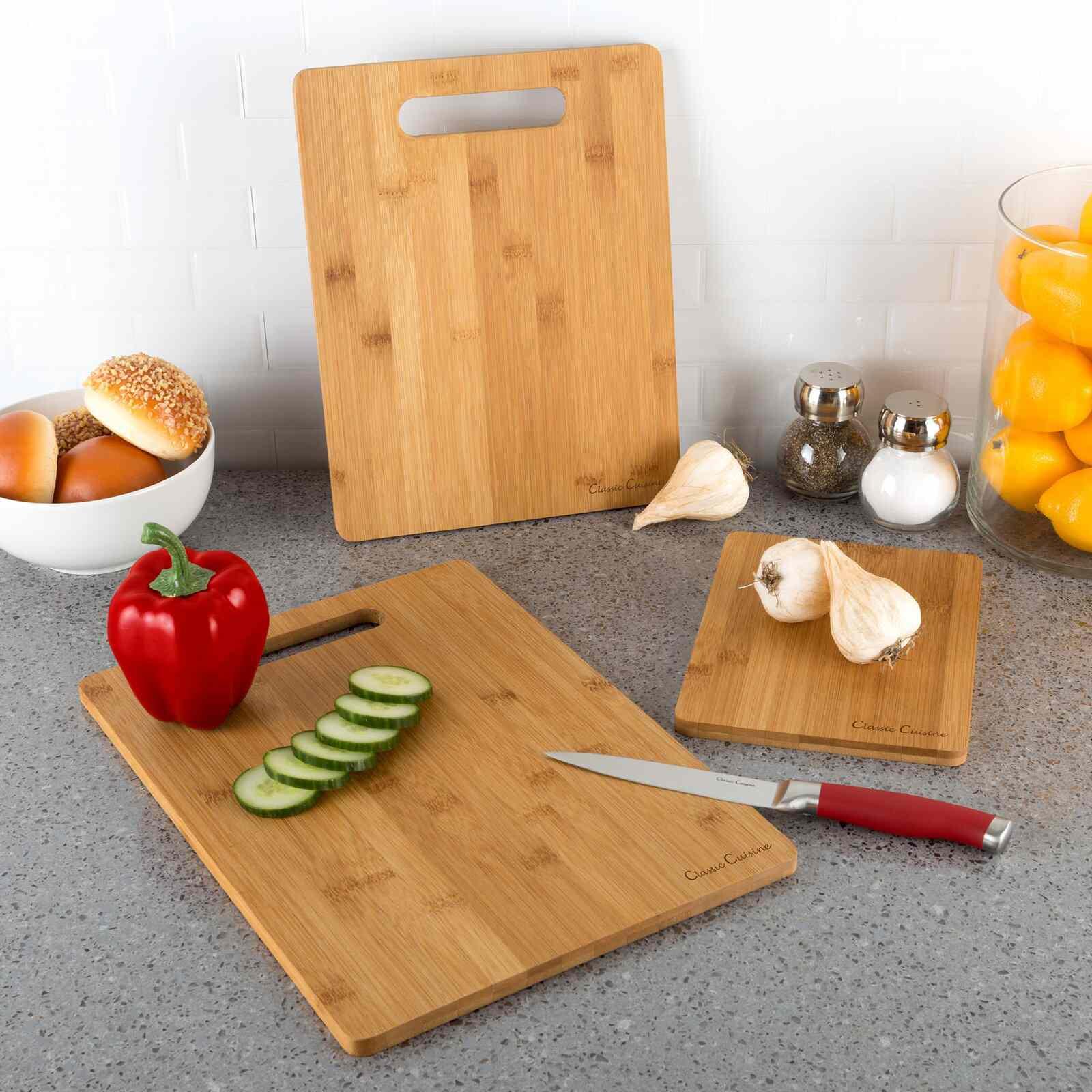 Birchlane 3-piece cutting board set