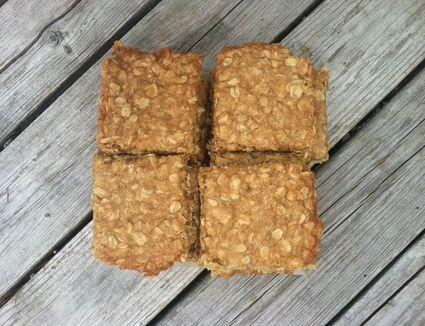 Homemade Nova Scotia Oatcakes