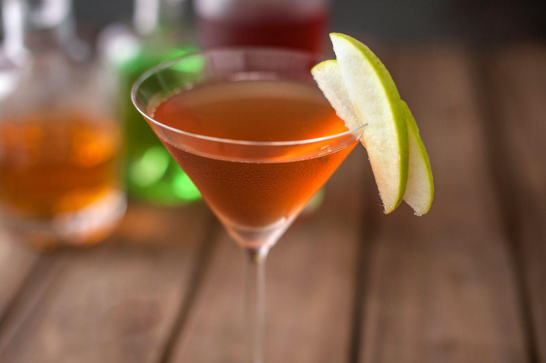 Washington Apple Cocktail and Shot