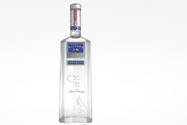 Martin Miller's Gin - Premium London Dry Gin