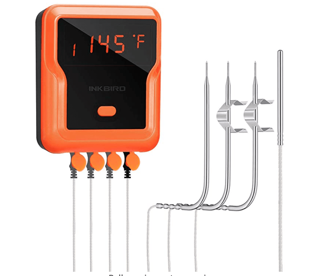 inkbird grill thermometer