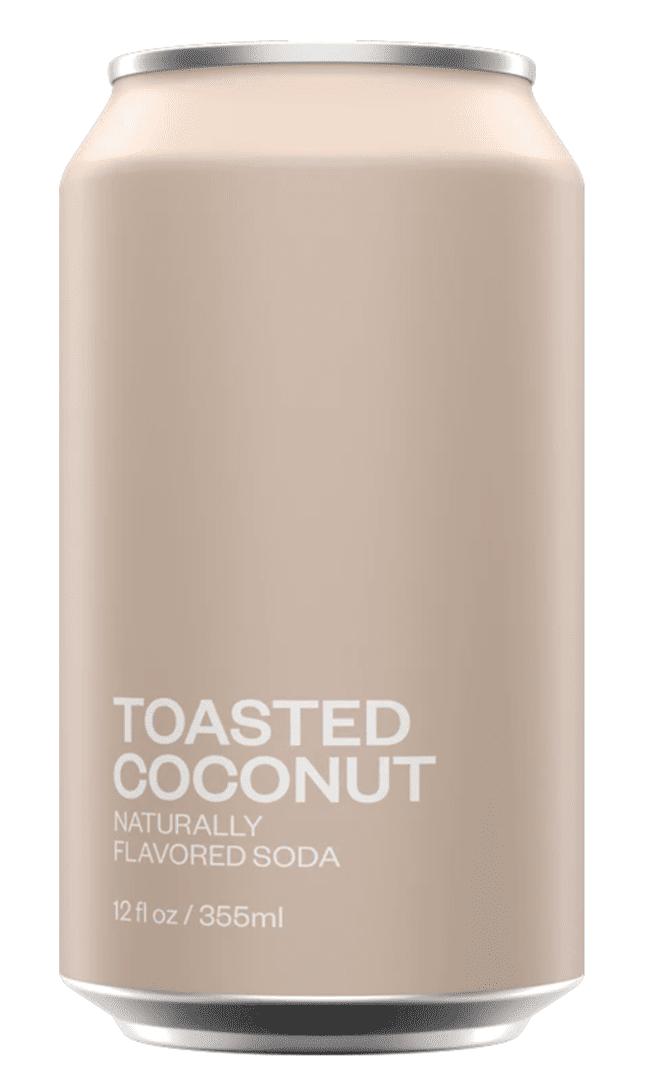 toasted coconut soda