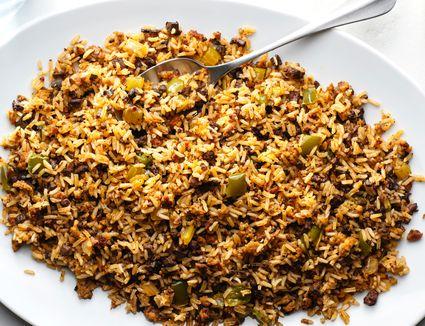 Classic Cajun Dirty Rice Recipe