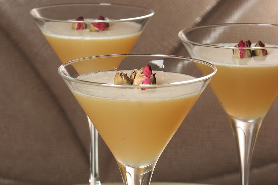 Belvedere Vodka's Spiced Pumpkin Martini