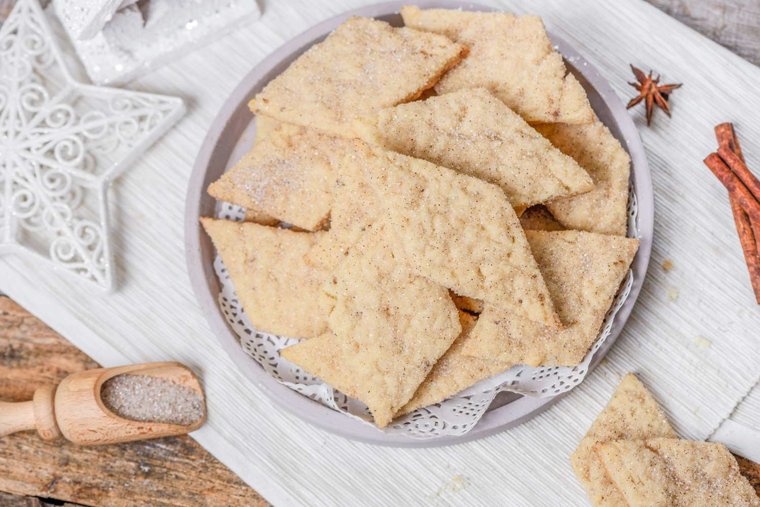 New Mexican Anise Cookies (Bizcochitos) Recipe