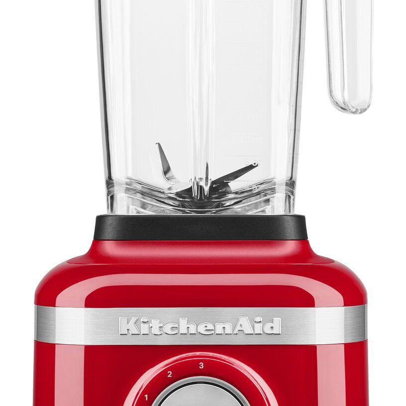 Passion Red KitchenAid Ice Crushing Countertop Blender