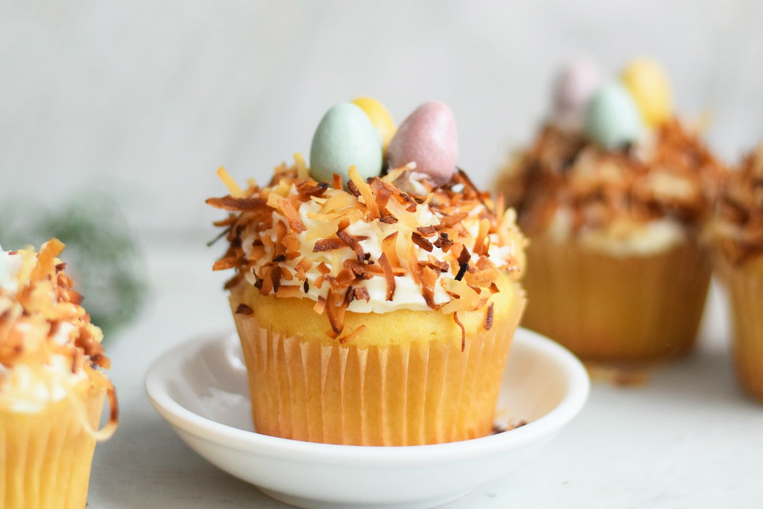 These Adorable Easter Cupcakes Are Surprisingly Easy to Make