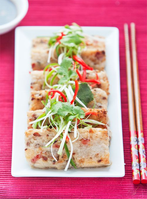 Chinese New Year Special Turnip Cake Recipe