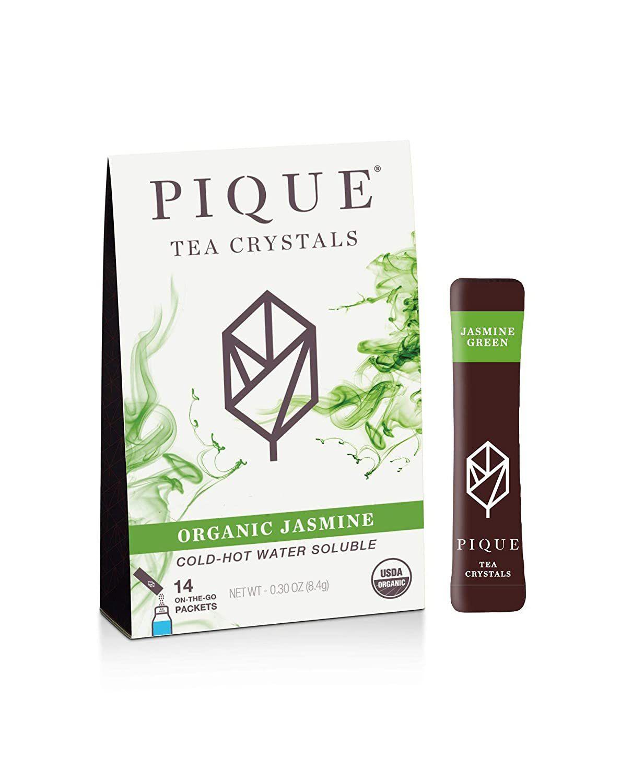 Pique Tea Organic Jasmine Green Tea