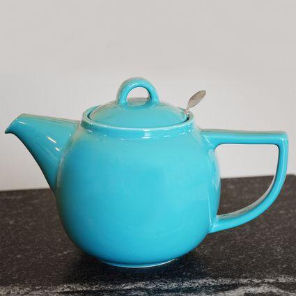 London Pottery Geo Filter Teapot