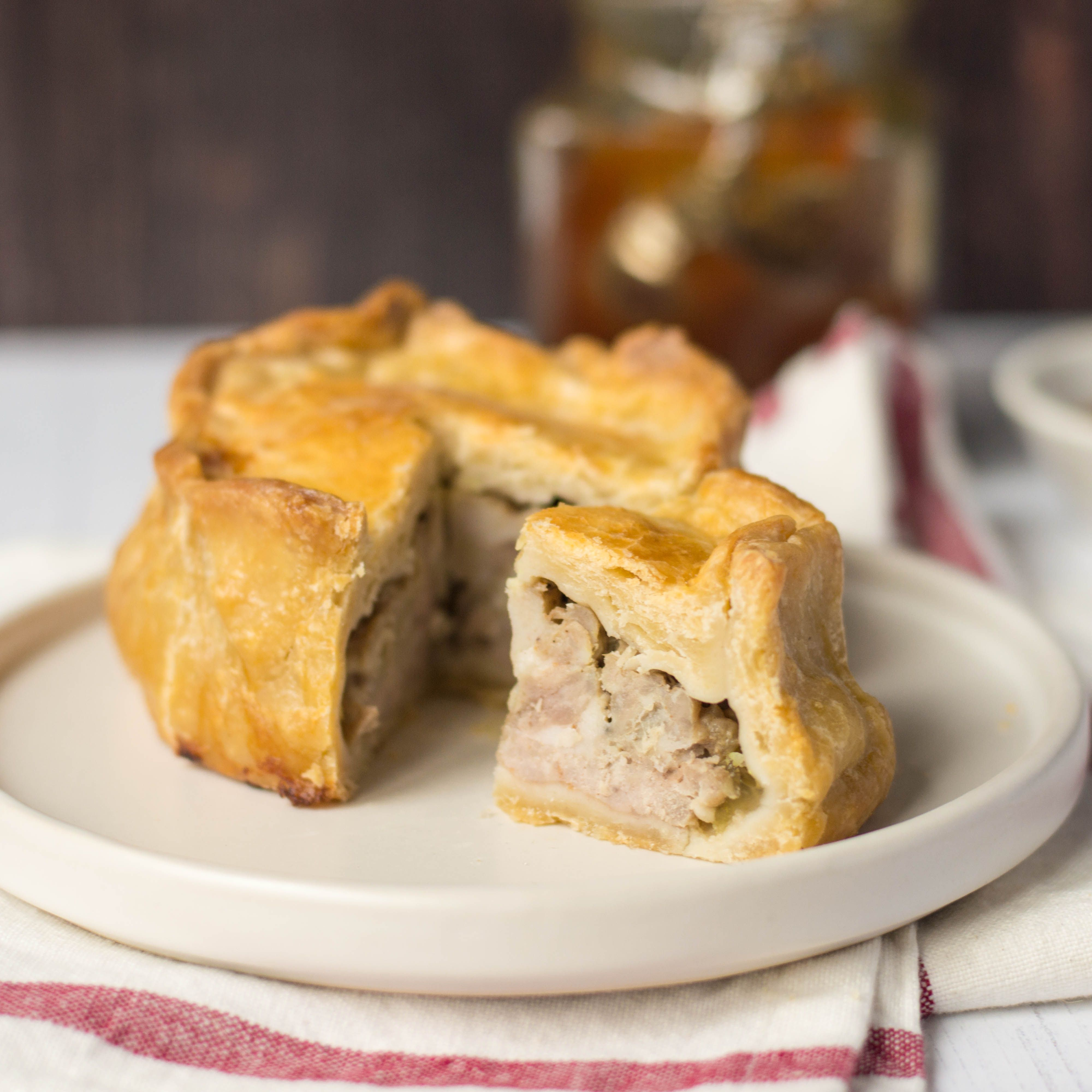 How To Make A Traditional Hand Raised Pork Pie