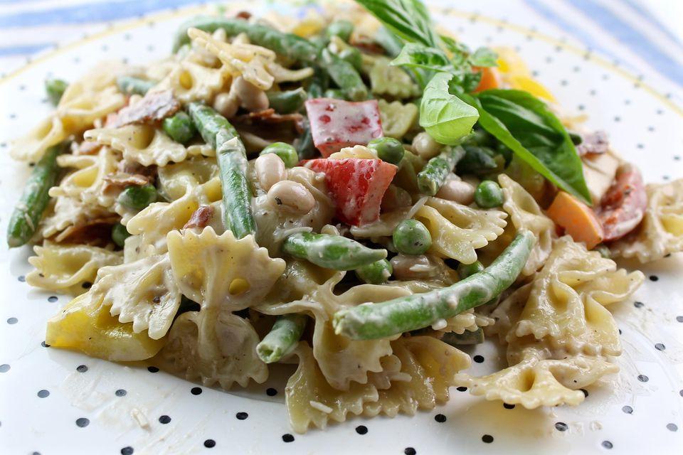 Pasta Fazool Salad