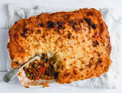 Vegan Shepherd's Pie With Plant-Based Meat