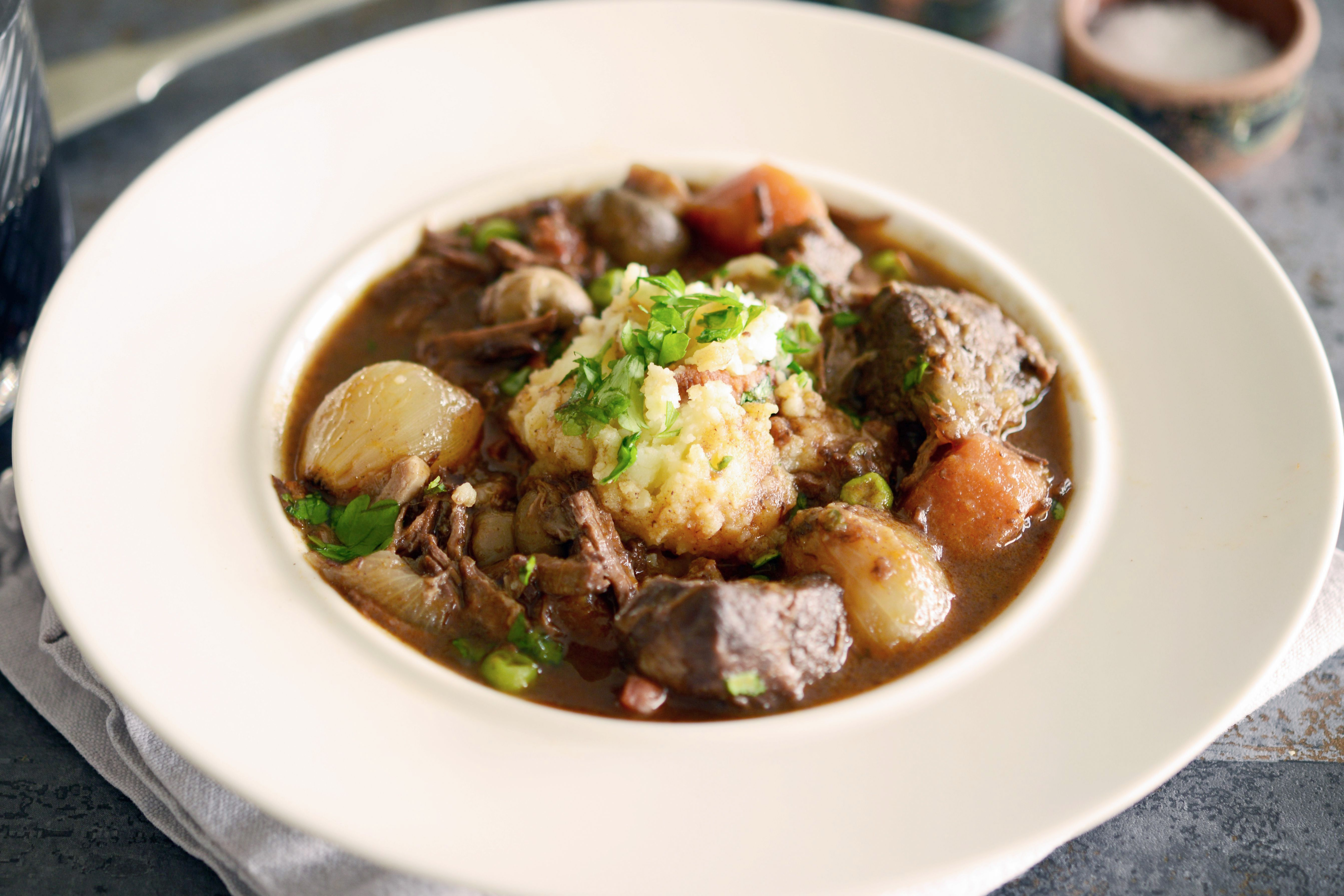 A Classic French Beef Bourguignon Is the Hearty Winter Stew We All Need